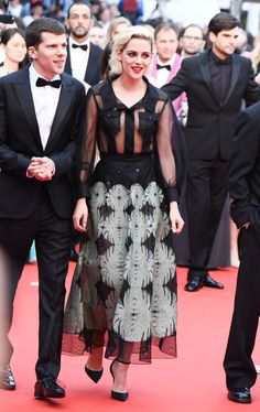 """Kristen Stewart - """"Café Society"""" Cannes Premiere - Chanel"""