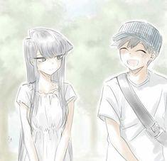 HappyKomi Manga Anime, Anime Art, Kawaii Anime Girl, Manga Games, Illustrations And Posters, Me Me Me Anime, Anime Couples, Art Pictures, Communication
