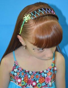 Peinados para ninas con cintas Baby Girl Hairstyles, Black Girls Hairstyles, Ponytail Hairstyles, Pretty Hairstyles, Braided Hairstyles, Ariel Hair, Girl Hair Dos, Toddler Hair, Stylish Hair