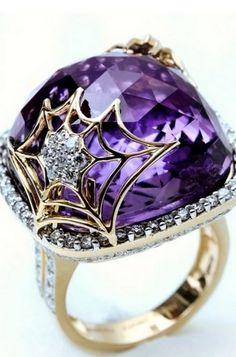 Frah Khan, spider web ring
