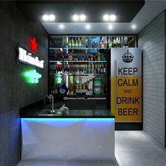 PUB RESIDENCIAL, pub, barzinho, bar, decoração industrial
