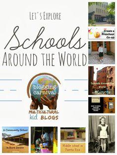 Photo Journey to Schools Around the World #globaled