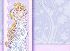 Princess Serenity - gown, divine, nice, twin tails, realistic, floral, white, heard, princess, pretty, anime, female, hot, gorgeous, serena tsukino, girl, flower, cute, serenity, blonde, pearl, blonde hair, anime girl, lovely, magical girl, serena, blossom, elegant, dress, beautiful, gemstone, jewelry, sailor moon, tsukino usagi, sexy, cg, beauty, gems, long hair, abstract, royalty, love, 3d, jewel, usagi, princess serenity