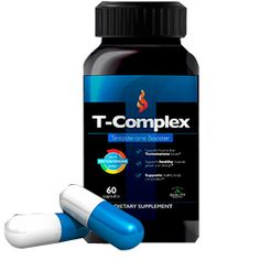 T Complex Testosterone Booster Review – Natural & Convenient Way To Extremely Boost Testosterone!