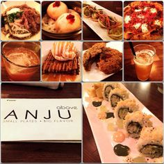 Bloomington's newest farm-to-table restaurant Anju Above owned by Ken and Nanam Myszka.