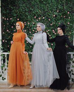 Modest Fashion Hijab, Pakistani Fashion Casual, Pretty Dresses, Beautiful Dresses, Mode Outfits, Fashion Outfits, Wedding Frocks, Hijab Dress Party, Muslim Women Fashion