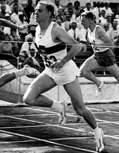 Armin Hary Germany |  Olympic Gold 100 meter 1960 Rome World Athletics, Armin, Track And Field, Cross Country, Olympics, Rome, Athlete, Germany, Running