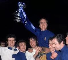 Glory boys Chelsea - yea of course we have no history!