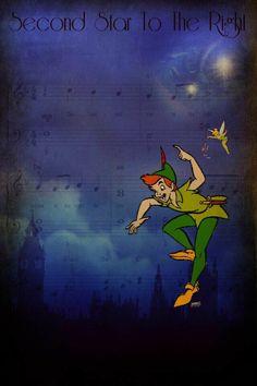 Disney Pixar, Disney Art, Disney Characters, Peter Pan 3, Peter And Wendy, Peter Pan And Tinkerbell, Peter Pan Disney, Disney Love, Disney Magic