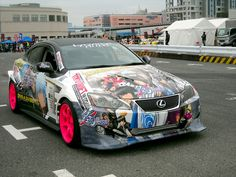 Japanese Itasha