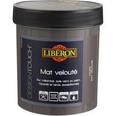 Peinture A Effet Design Touch Liberon Noir 0 5 L Couleur
