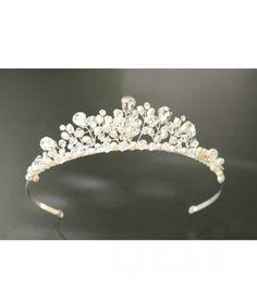Tiara Grand Amour  #tiara #mireasa #accesoriimireasa  Pret: 169 lei