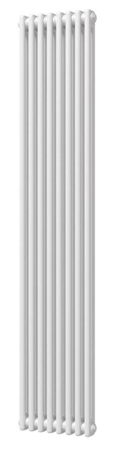 Visit Trade Radiators for massive savings on our neo Georgian 2 column cast iron radiators. Vertical Radiators, Column Radiators, Wall Spaces, Living Spaces, Cast Iron Radiators, Period, Powder, Dining Room, Minimalist