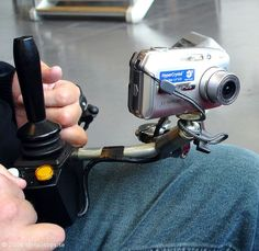 Spinaltips: Camera on stand