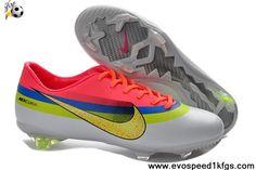 Star's favorite White crimson volt CR Exclusive Nike Mercurials Nike Mercurial Vapor IX CR Soccer Shoes For Sale