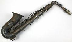 1887/88 Buffet Crampon Cie Evette & Schaeffer Soprano #Saxophone #BuffetCrampon #music