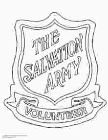 Salvation Army Coloring Pages Coloring Pages Salvation Army