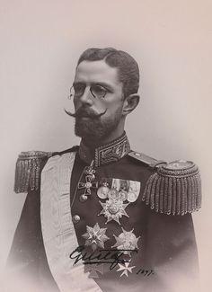 GUSTAVO V RE DI SVEZIA 1907-1950