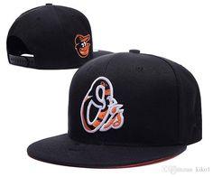 sports shoes 2e159 e9871 2016 hot selling Baltimore Adjustable Orioles Snapback Hat Snap Back Hat  Football Cheap Hat Adjustable men women Baseball Cap. New Era ...