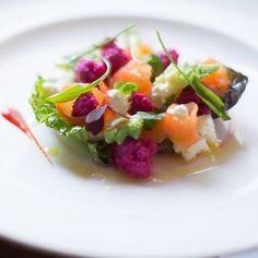 Salmon garden - Albion Restaurant #bistronomy #parisfoodies #foodporn #foodtraveller #foodie #nomnomnom