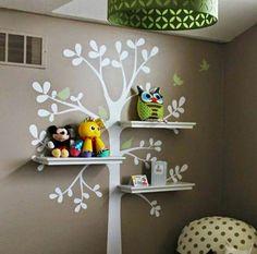 Árvore estante