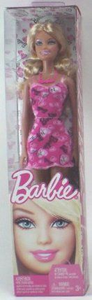 Heart Dress Basic Barbie Doll by MATTEL. $8.99. CHOCKING HAZARD - CONTAINS SMALL PARTS - NOT FOR CHILDREN UNDER 3