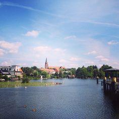 Pfaffe-Kai in Brandenburg an der Havel