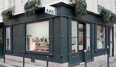 A.P.C., 112 rue Vieille Du Temple