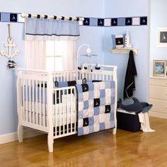 17 Best Baby S Room Images Nautical Nursery Baby Boy