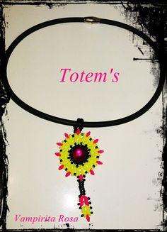 VAMPIRITA ROSA: TOTEM'S