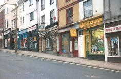Exeter Fore Street, 1989