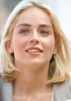 Sharon Stone (IQ level- 154)   This sexy seductress actually is alleged to have an IQ of 154. She has been nominated for several prestigious awards and even received many awards. Who thought the bold and confident actress in Basic Instinct could actually have an IQ that would put many men to shame?