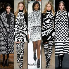 black-and-white-geometric-trend 2016 - Google Search