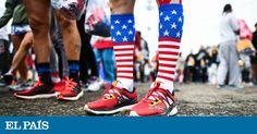 Miles de corredores participan en una de las carreras más populares del mundo
