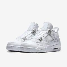 Pure Money Jordan 4 Retro #sneakers