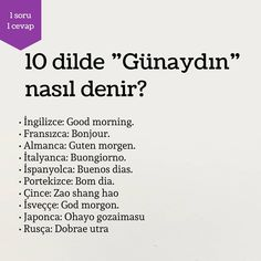 Learn Turkish Language, Learn A New Language, English Time, English Words, English Writing Skills, English Lessons, True Quotes, Book Quotes, Funny Blogs
