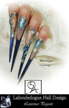 nails art crazy