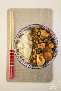 [On aime] Sauté de poulet et noix de cajou teriyaki - Une graine d'idée @unegrainedidee