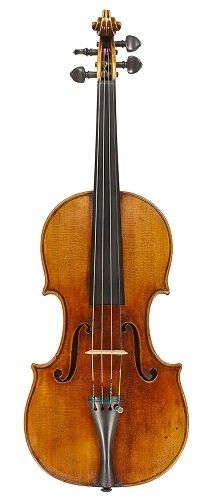 Stolen Stradivarius violin set for possible £2 million auction