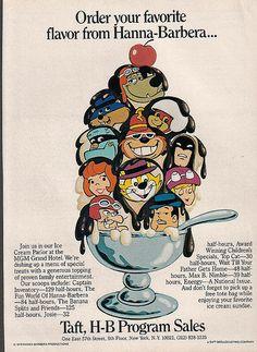 Hanna-Barbera ad, 1979