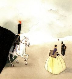 """The Sandman: 7 Good Night Stories"" by Hans Christian Andersen; illustrations by Lisbeth Zwerger."