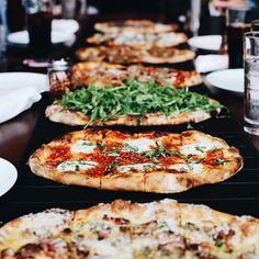 flatbread pizza | good food
