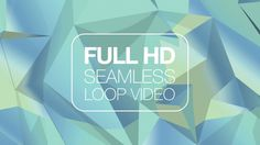 Low Poly Animated Background  Full HD 1920×1080 | Seamless Looped Video | 0:25 second  The audio is not included, you can download the audio at http://audiojungle.net/item/bright-future/10259791?  #background #blue #clean #cool #corporate #crystal #lowpoly #plexus #poly #polygon #simple #triangle