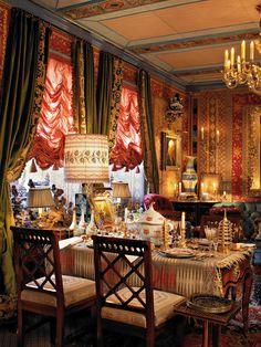 PANTALEON y las decoradoras · Howard Slatkin