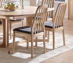 Breathtaking Traditional Wood Dining Room Chairs