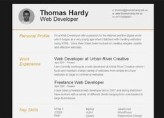 Resume Com Review Resume Templates  To Blog Or Not To Blog  Pinterest  Template .