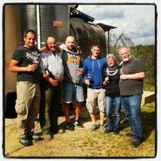 Wine tasting con gli amici tedeschi di Osolevino! Wine tasting with our german friends of Osolevino!