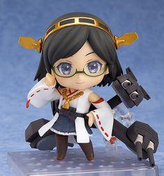 Buy PVC figures - Kantai Collection PVC Figure - Nendoroid Kirishima - Archonia.com