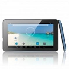 "7"" Android 4.4 8GB ATM7021 Dual Core Tablet PC Dual Camera HDMI Capacitive Blue For sale on ebay Greatmusicstore4u.com"