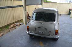 Leyland Mini 1275 LS (1978) of 9/78 located Nowra NSW on ebay May 2014